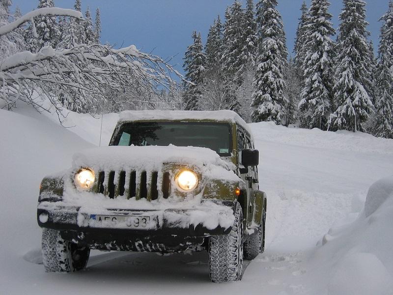 Winterreifen für extreme Winterbedingungen